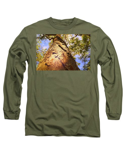 Height Long Sleeve T-Shirt