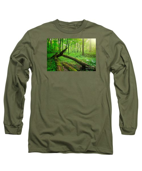 Hells Hollow Long Sleeve T-Shirt