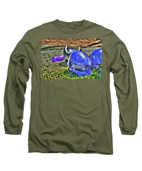 Helmets And Water 1808 Long Sleeve T-Shirt