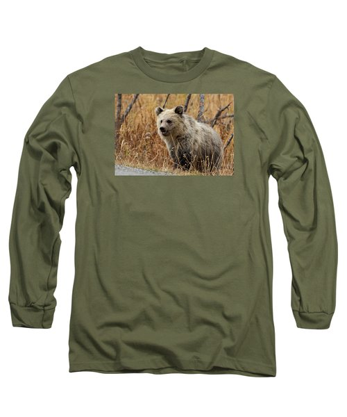 Here Comes Snow Long Sleeve T-Shirt