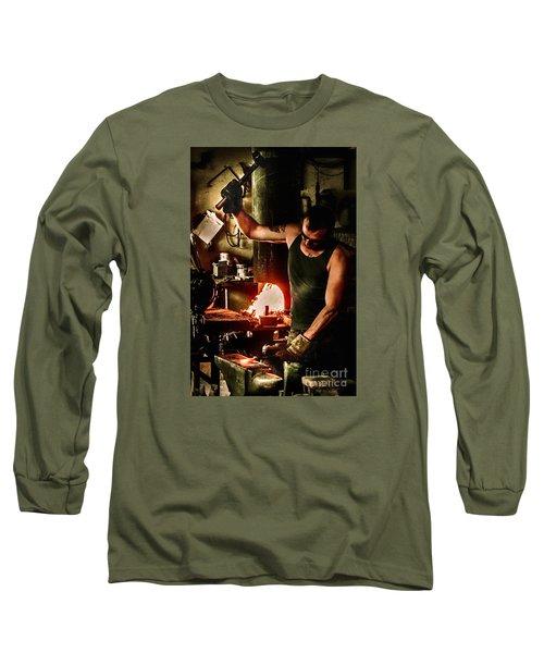 Heritage Blacksmith Long Sleeve T-Shirt