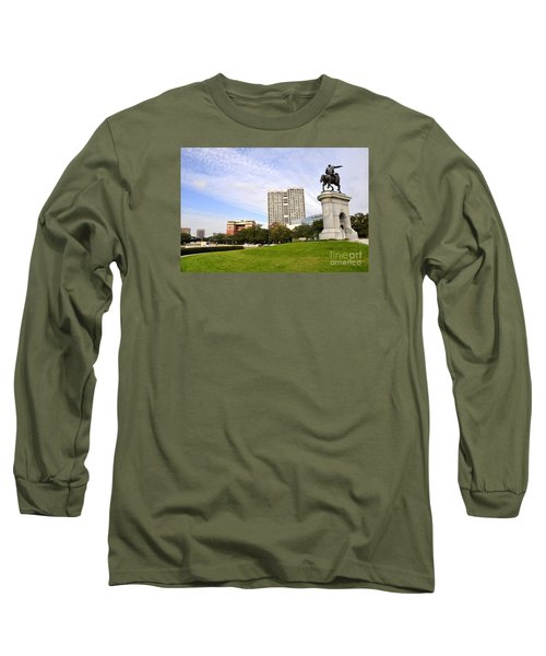 Herman Park Long Sleeve T-Shirt