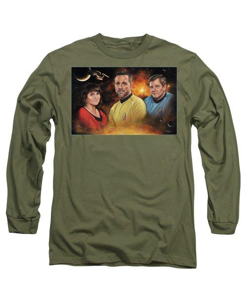 Heroes Of The Farragut Long Sleeve T-Shirt