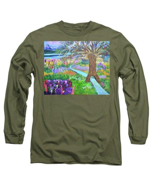 Hesed His Steadfast Love Long Sleeve T-Shirt