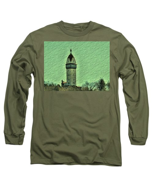 Heublein Tower Long Sleeve T-Shirt