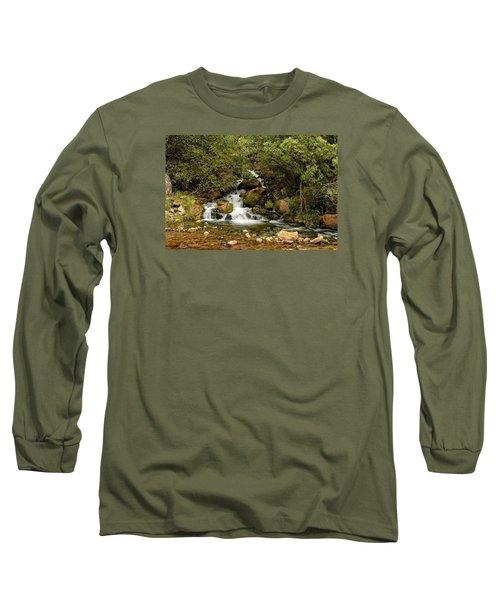 Hidden Falls Long Sleeve T-Shirt