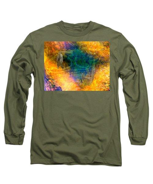 Hidden In Nature Long Sleeve T-Shirt