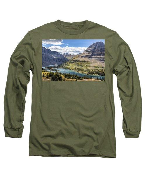 Hidden Lake Overlook Long Sleeve T-Shirt