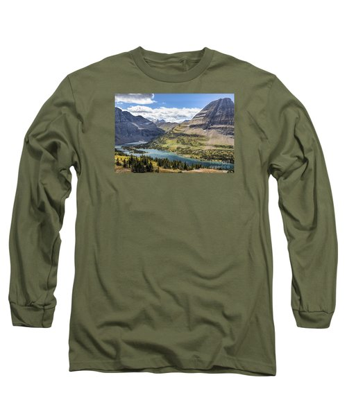 Hidden Lake Overlook Long Sleeve T-Shirt