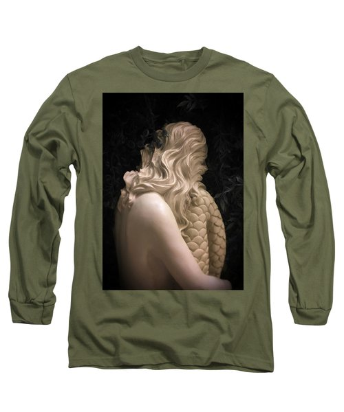 Hidden Mermaid Long Sleeve T-Shirt