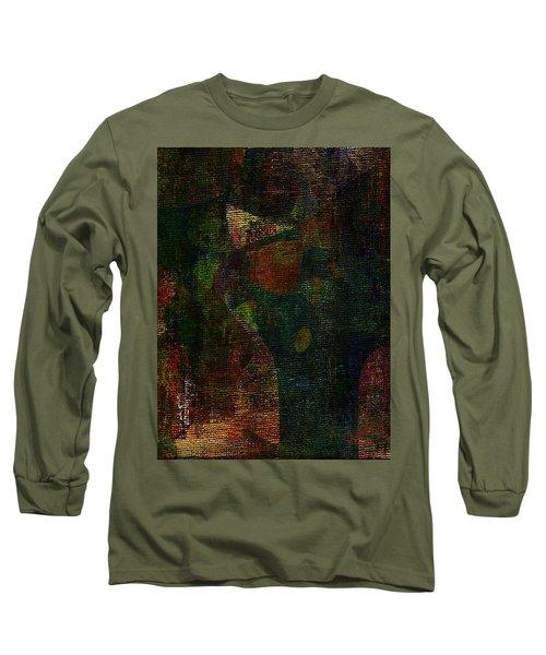 Hidden Long Sleeve T-Shirt by The Art Of JudiLynn