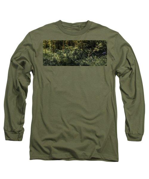 Hidden Wildflowers Long Sleeve T-Shirt