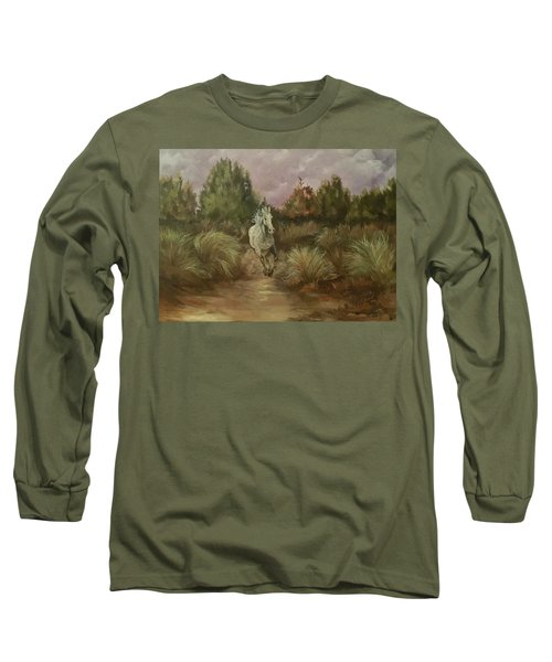 High Desert Runner Long Sleeve T-Shirt