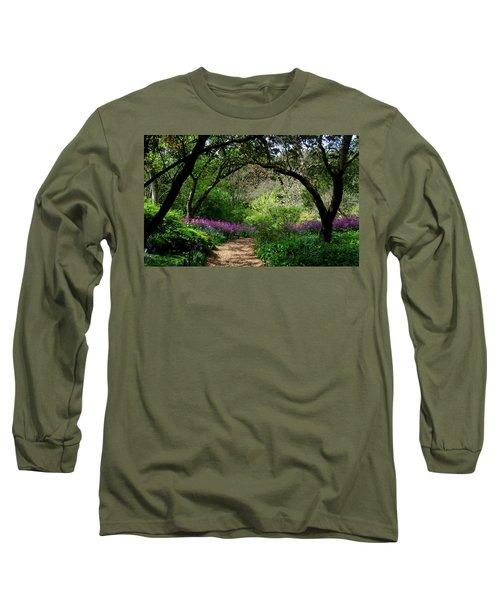 Highdown Gardens2 Long Sleeve T-Shirt