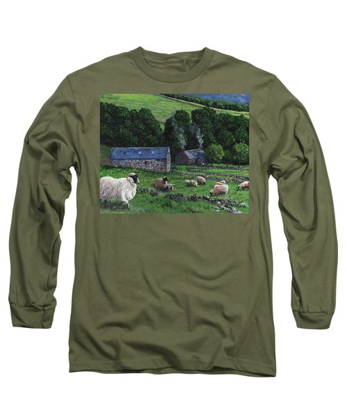 Highland Croft Long Sleeve T-Shirt