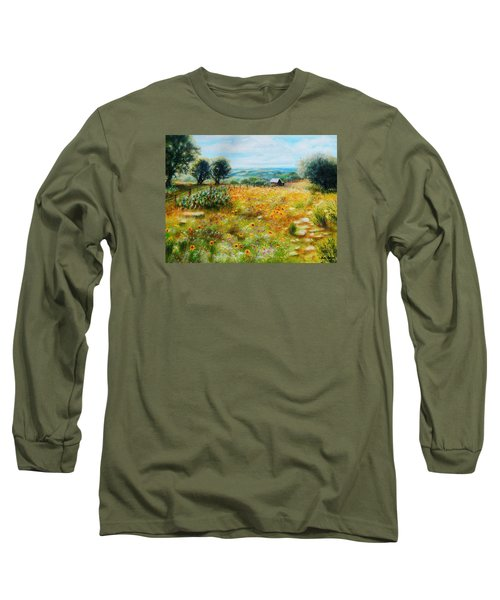 Hill Country Mile Long Sleeve T-Shirt