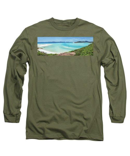 Hill Inlet Lookout Long Sleeve T-Shirt
