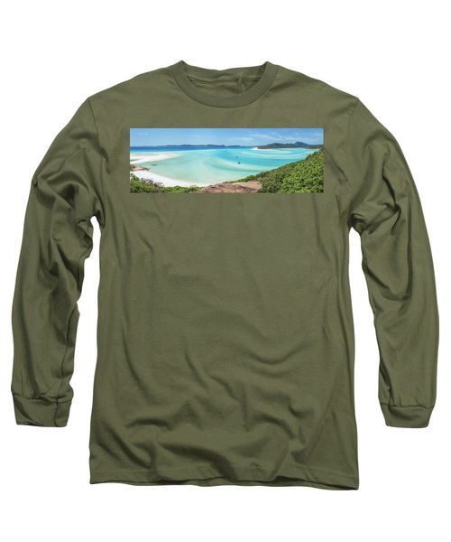 Hill Inlet Lookout Long Sleeve T-Shirt