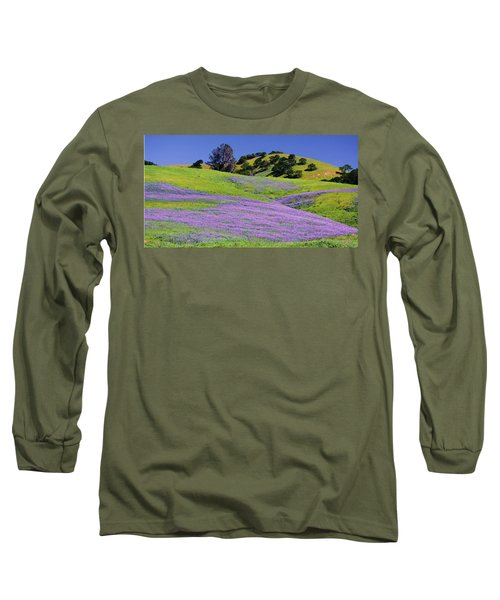 Hillside Carpet Long Sleeve T-Shirt