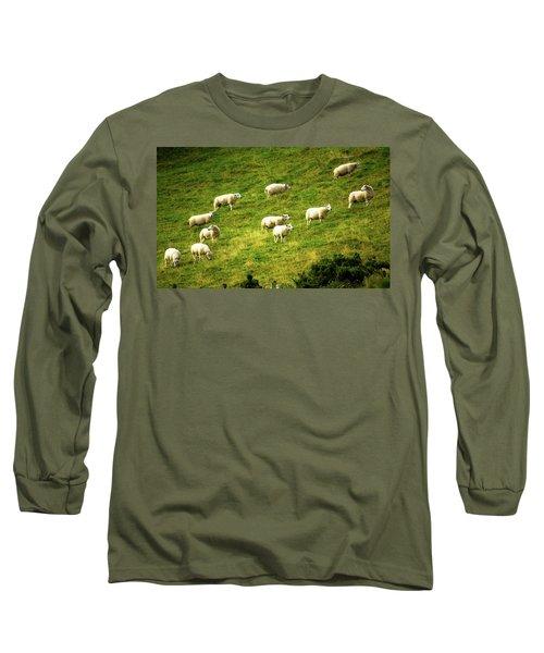 Hillside Pasture Long Sleeve T-Shirt
