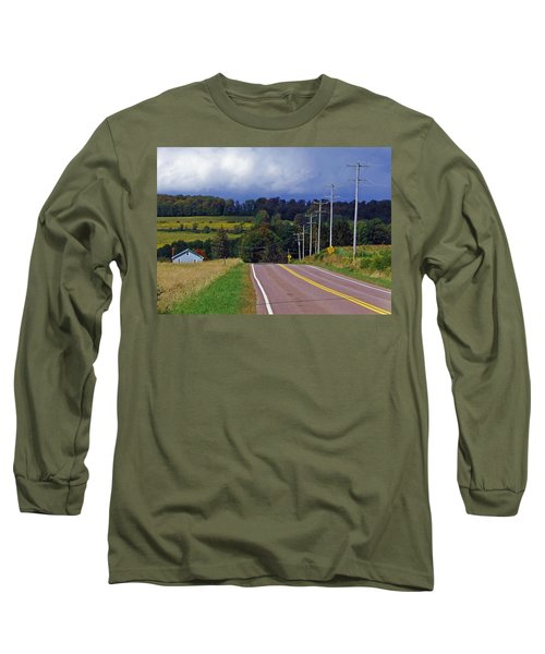 Hillside Ways Long Sleeve T-Shirt
