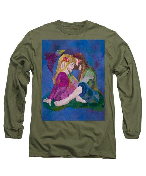 Hippie Love Long Sleeve T-Shirt