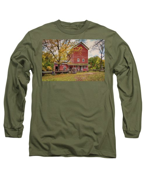 Historic Bowens Mills Long Sleeve T-Shirt