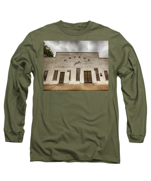 Historic Gruene Hall Long Sleeve T-Shirt