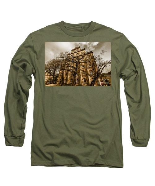 Historical Tasmanian Tourism Long Sleeve T-Shirt
