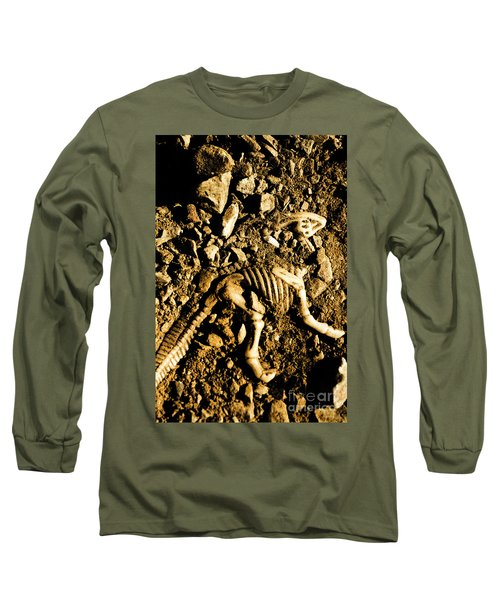 History Unearthed Long Sleeve T-Shirt