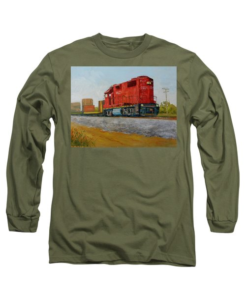 Hlcx 1824 Long Sleeve T-Shirt by William Reed