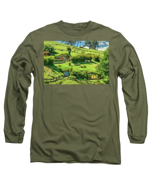 Hobbit Hills Long Sleeve T-Shirt
