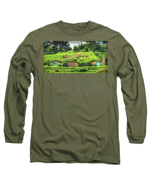 Hobbit Lane Long Sleeve T-Shirt