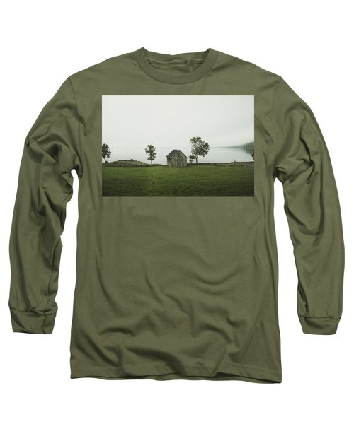 Holding On To Memories Long Sleeve T-Shirt