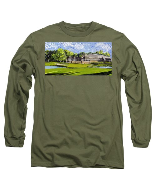 Hole 18 Jcc Long Sleeve T-Shirt