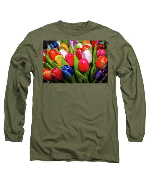 Holland Souvenir Long Sleeve T-Shirt