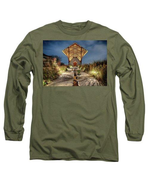 Holy Family Shrine Long Sleeve T-Shirt