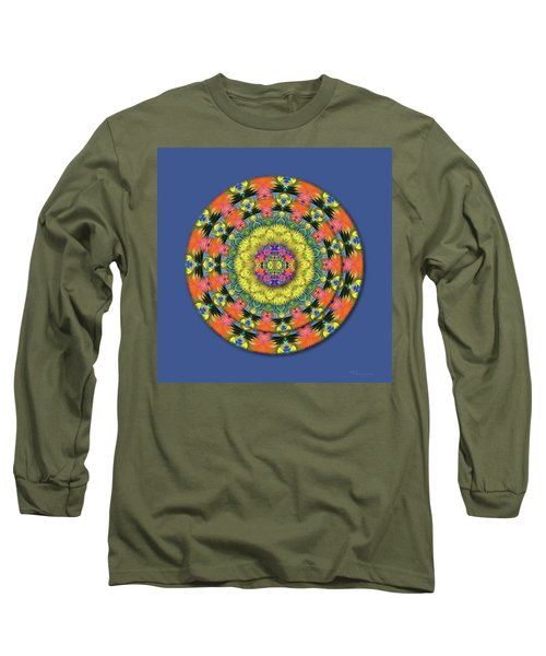 Homage To The Sun Long Sleeve T-Shirt