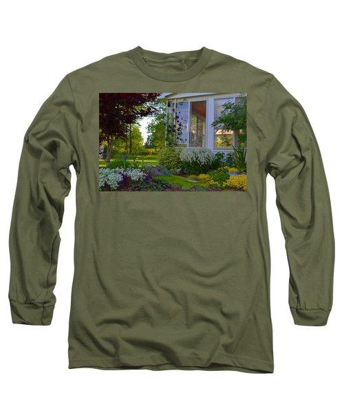 Home Garden Long Sleeve T-Shirt