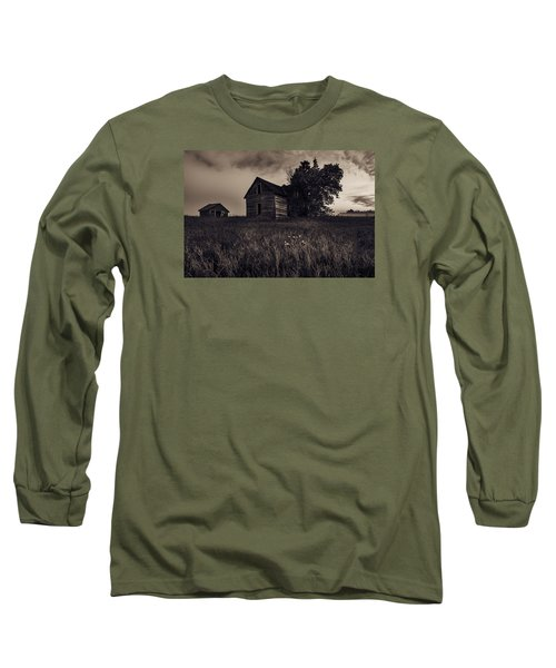 Home No More Long Sleeve T-Shirt
