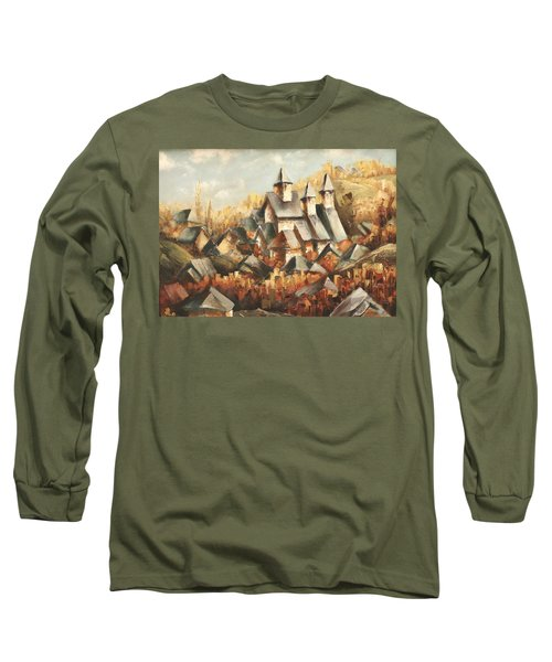 Homeland Long Sleeve T-Shirt by Vali Irina Ciobanu
