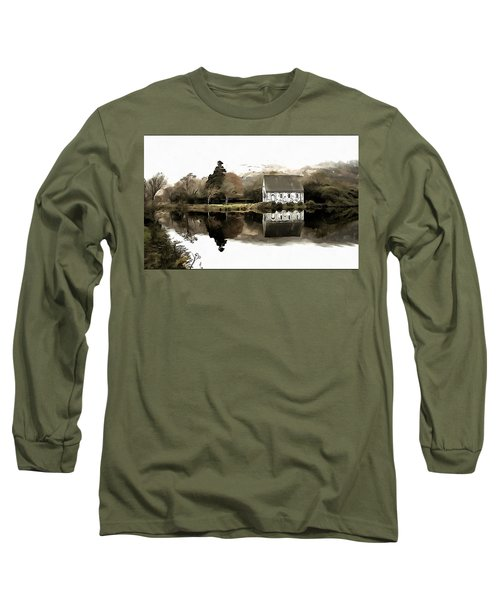 Homely House Long Sleeve T-Shirt