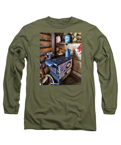 Homestead Stove Long Sleeve T-Shirt