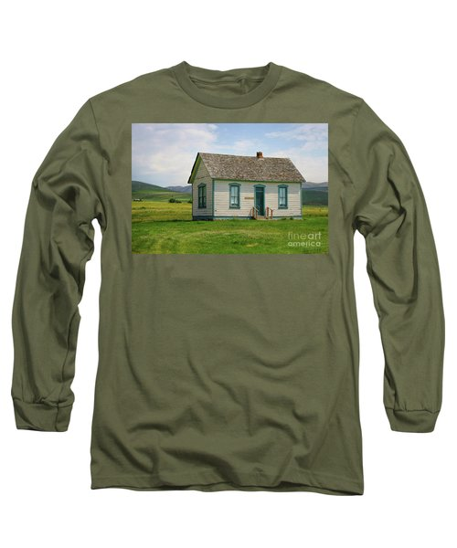 Honeymoon  Cabin Long Sleeve T-Shirt