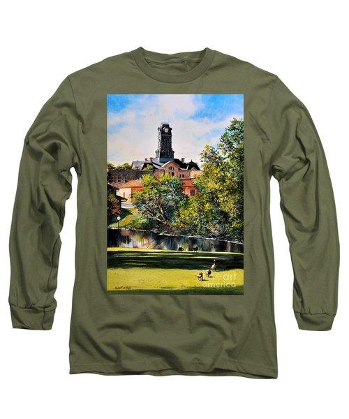 Hood County Summer Long Sleeve T-Shirt