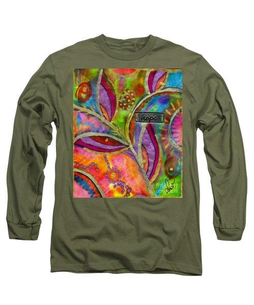 Hope Springs Anew Long Sleeve T-Shirt