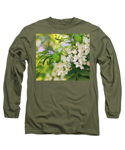 Black Locust Long Sleeve T-Shirt