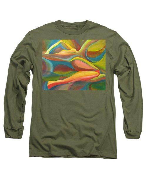 Horizon Peace Will Come Long Sleeve T-Shirt