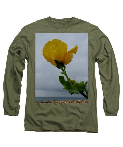 Horned Poppy Long Sleeve T-Shirt