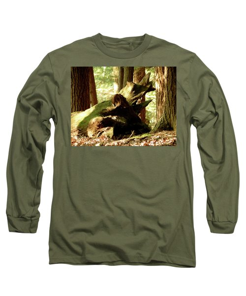Horned Tree Long Sleeve T-Shirt